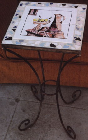 Picasso Table I